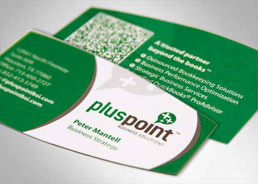 Pluspoint -business-cards