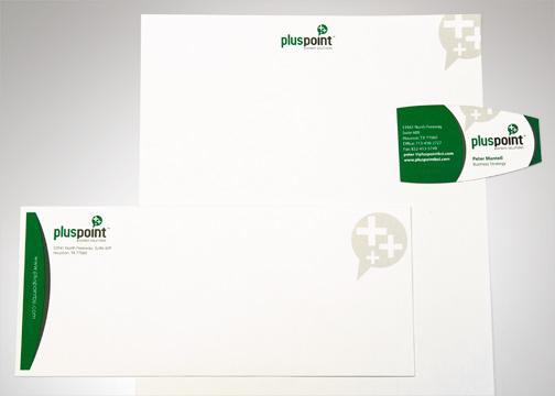 Pluspoint -brand-identity