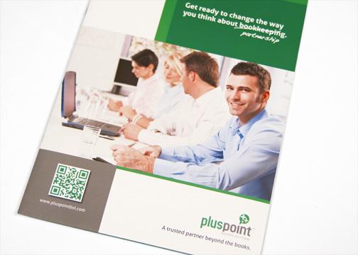 Pluspoint -pocket-folder