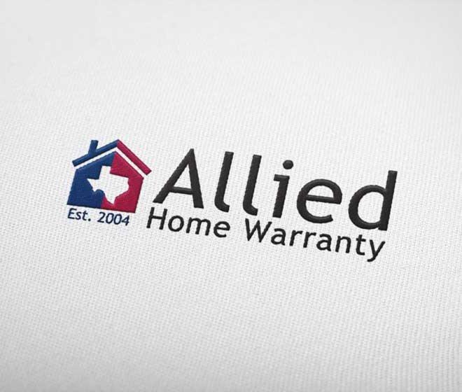 Allied Home Warranty-Logo sample