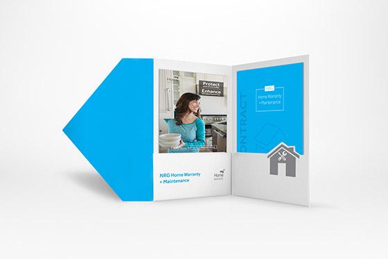 Allied Home WarrantyPocket Folder