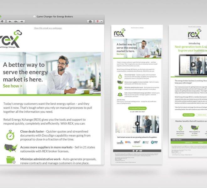 Retail Energy Xchange-email