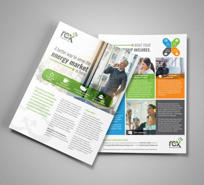 Retail Energy Xchange-Flyer