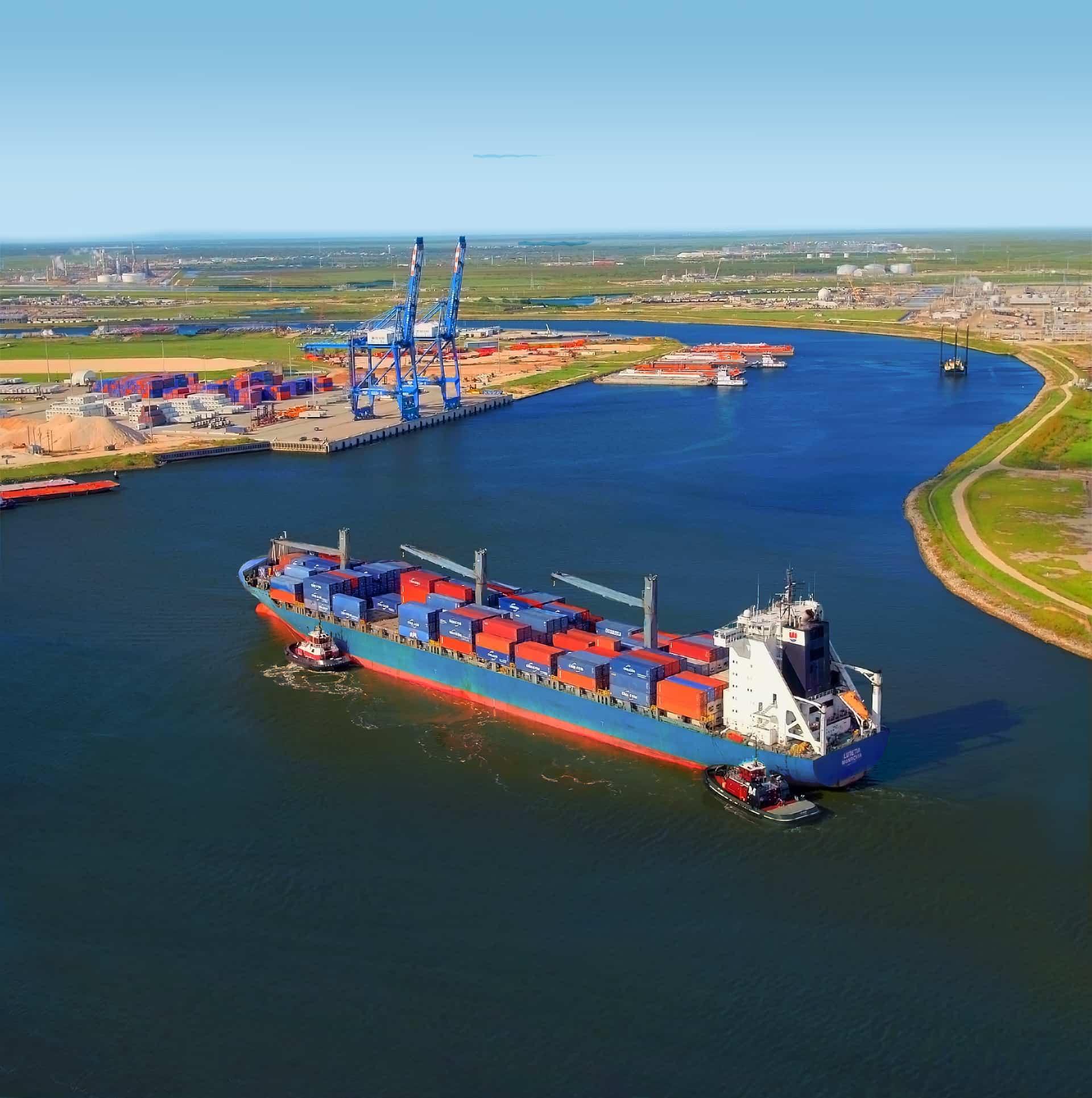 port freeport video