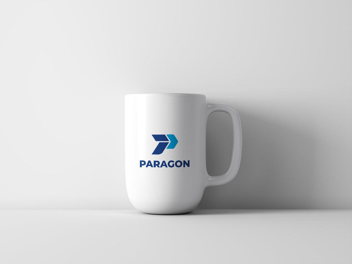 Paragon Logo Mug