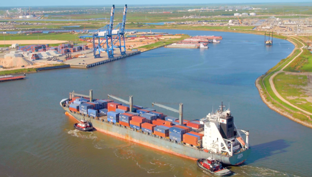 Vogel Digital Marketing is proud to be part of a video production that showcases Port Freeport's grand expansion of The Freeport Harbour Channel